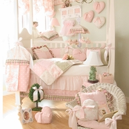Isabella Crib Bedding Collection
