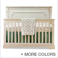 Ithaca Convertible Crib Collection by Natart