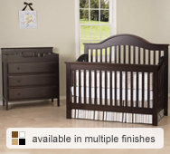 Jayden Convertible Crib Collection by DaVinci