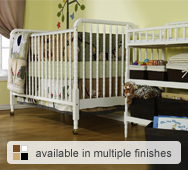 Jenny Lind Convertible Crib Collection by DaVinci