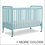 Jenny Lind Crib Collection by DaVinci
