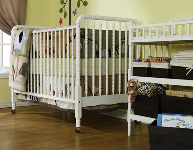 Jenny Lind Convertible Crib Collection