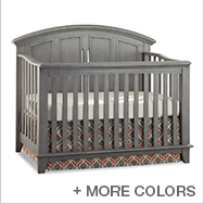 Jonesport Convertible Crib Collection by Westwood Design
