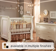 Joshua Convertible Crib Collection by Natart