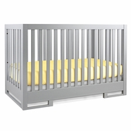 Karla DuBois Copenhagen Convertible Crib in Moon Gray