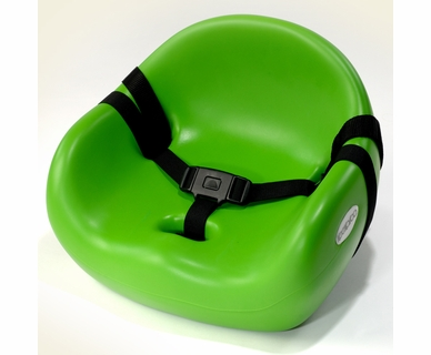 Keekaroo Cafe Booster Seat in Lime