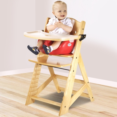 Keekaroo Height Right High Chair With Infant Insert Amp Tray