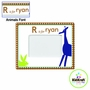 Kidkraft Animal Boys Photo Frame
