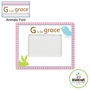 Kidkraft Animal Girls Photo Frame