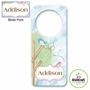Kidkraft Birds Personalized Door Hanger