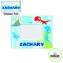 Kidkraft Blue Dinosaur Photo Frame