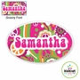 Kidkraft Groovy Personalized Wall Plaque