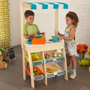 Kidkraft Interactive Grocery Marketplace with Cash Register