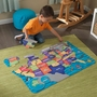 Kidkraft Map of the USA Floor Puzzle