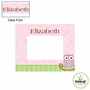 Kidkraft Owls Girl Photo Frame
