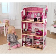 Kidkraft Pink and Pretty Dollhouse