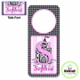 Kidkraft Toile Personalized Door Hanger