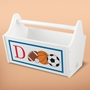 KidKraft Toy Caddy in White