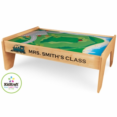 Kidkraft Train Table in Natural FREE SHIPPING - $119.00