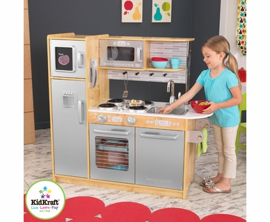 Kidkraft Uptown Kitchen in Natural