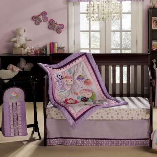 Flutter Bug Bedding Collection