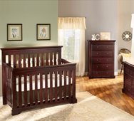 Kingston Convertible Crib Collection by Westwood Design