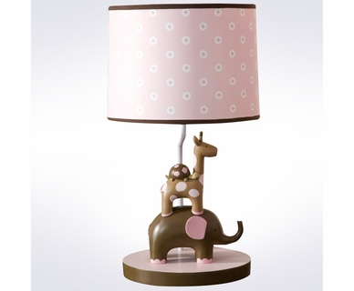 Lambs & Ivy Emma Lamp with Shade