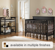 Lauren Convertible Crib Collection by Graco Cribs