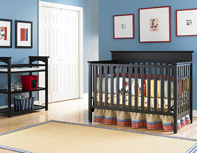 Graco Lauren Convertible Crib Collection Free Shipping