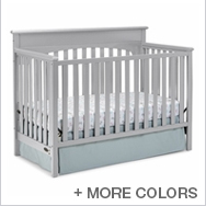 Lauren Crib Collection by Graco Cribs