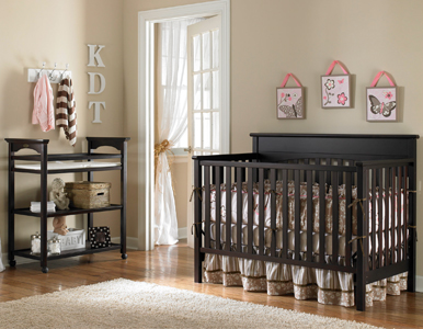 Lauren Convertible Crib Collection