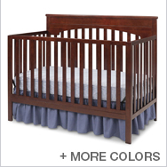 Layla Crib Collection by Delta Children