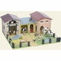 Le Toy Van The Farmyard Play Environment by Hotaling