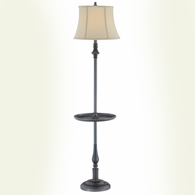 Lite Source Laurence Floor Lamp with Table