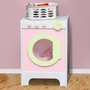Little Colorado Kid's Washer and Dryer - Colored Wood