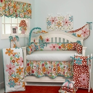 Lizzie Crib Bedding Collection by Cottontale Designs