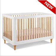 Lolly Convertible Crib Collection by Babyletto