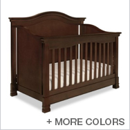 Louis Crib Collection by Million Dollar Baby Classic