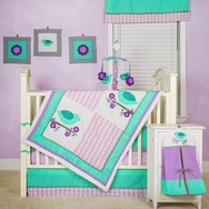 Love Birds Bedding Collection by Pam Grace Creations