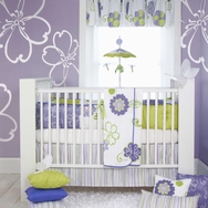 Lulu Crib Bedding Collection by Sweet Potato