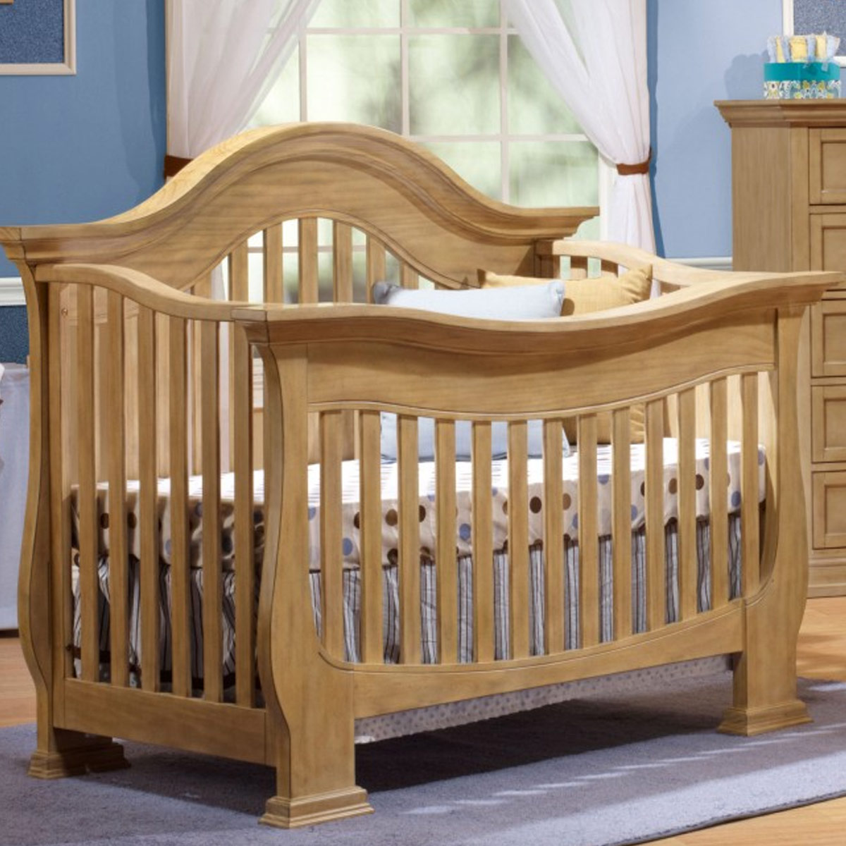meet convertible cribs in pembrooke is light fresh wood crib the designed baby to of all