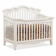 Lusso Ravenna Crib in French White
