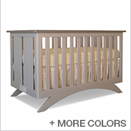 Madison Convertible Crib Collection by Eden Baby