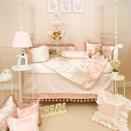 Madison Crib Bedding Collection by Glenna Jean