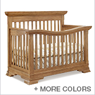 Manchester Convertible Crib Collection by Lusso