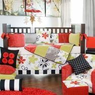 McKenzie Crib Bedding Collection by Glenna Jean