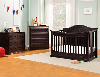 meadow crib collection