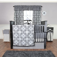 Medallion Crib Bedding Collection by Trend Lab