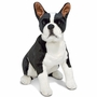 Melissa & Doug Boston Terrier Plush Dog
