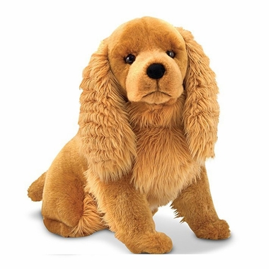Melissa & Doug Cocker Spaniel Plush Dog